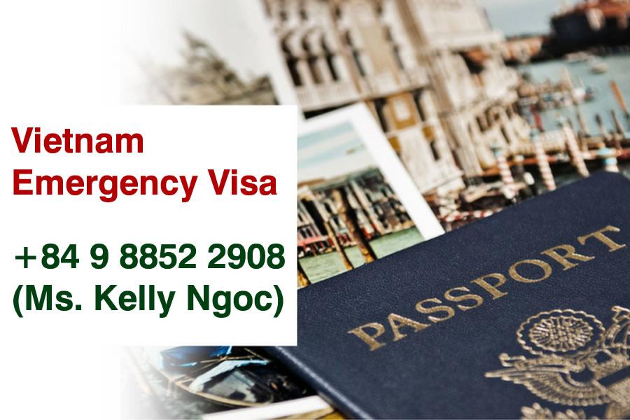 Vietnam Emergency Visa